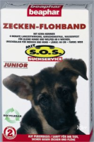 Puderband-Hund junior