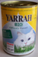 Yarrah-Cat-Chicken+Chunks 12x400 g Dosen