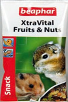 XtraVital-Snack-Fruits & Nuts 75 g